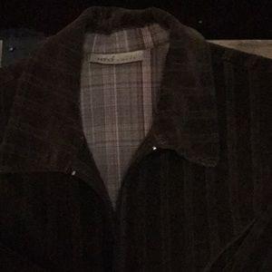 Vintage Women's Corduroy Sport Jacket